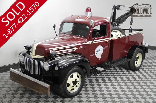 1942 Ford Tow Truck for Sale