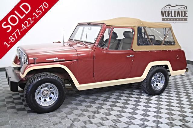 1970 Jeep Commando 4x4 for Sale