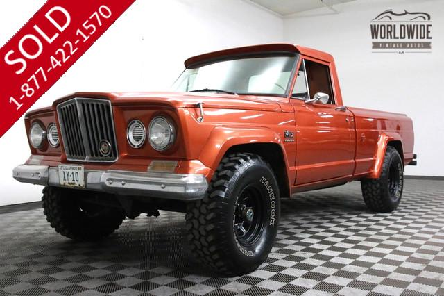 1965 Jeep Gladiator J200 for Sale