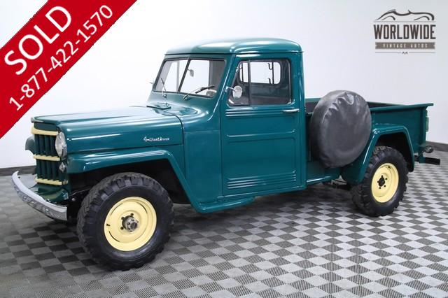 1954 Jeep Truck 4x4 for Sale