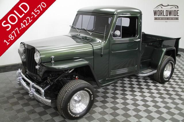 1949 Jeep Truck for Sale