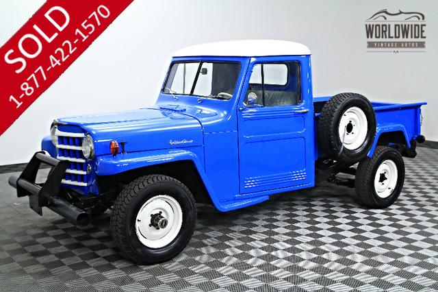 1952 Jeep Willys 4x4 for Sale