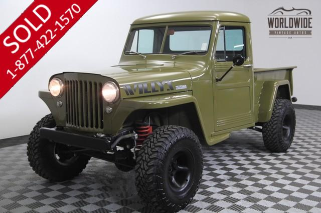 Willys Jeep 1948 Vin 1mb23737 Worldwide Vintage