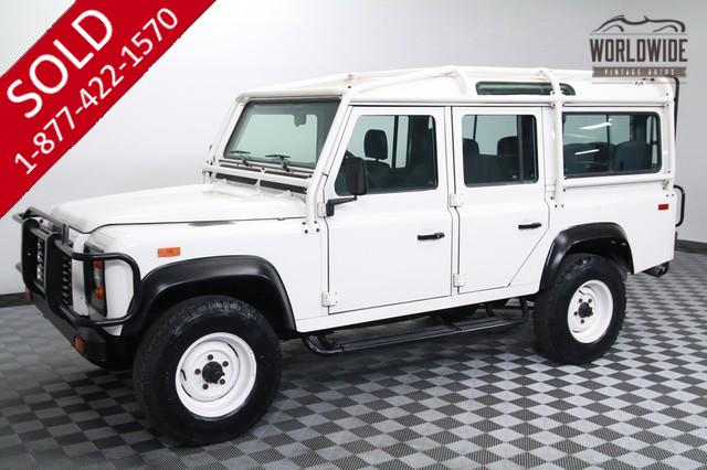 1993 Land Rover Defender 110 for Sale