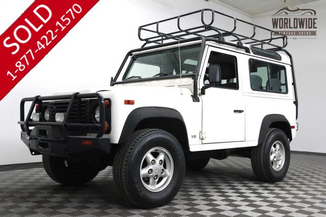 New 1997 Land Rover Defender for Sale