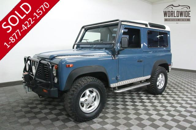 1997 Land Rover Defender for Sale