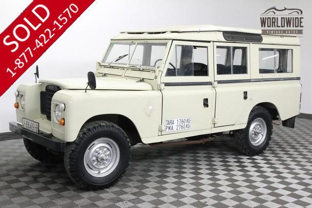 1975 Land Rover Defender for Sale