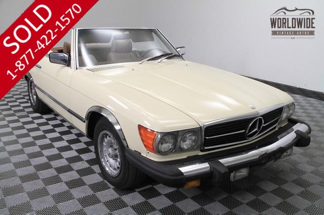 1978 Mercedes-Bens 450SL for Sale