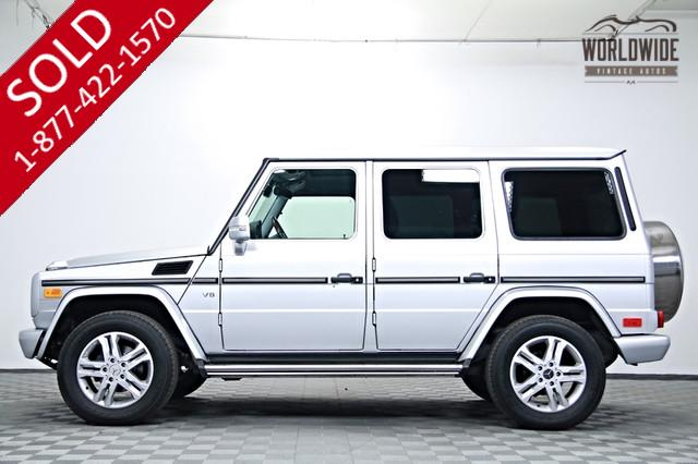 2007 Mercedes Benz G500 G55 G63 for Sale