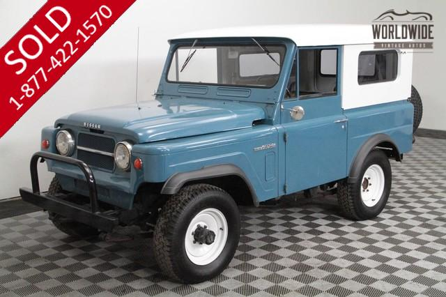 1969 Nissan Patrol for Sale