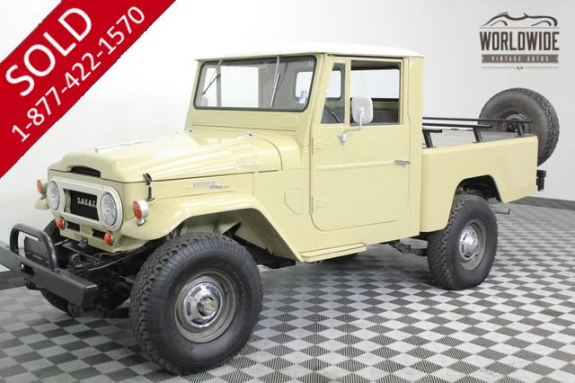 1964 Toyota FJ45 Shortbed Pickup for Sale