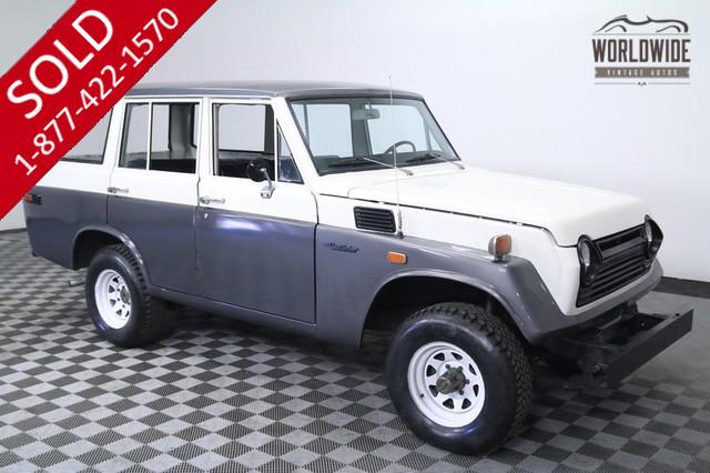 1973 Toyota FJ55 for Sale