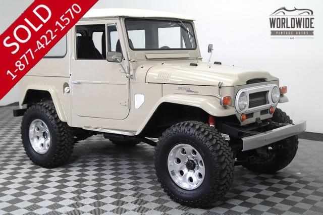 1965 Toyota Land Cruiser FJ40 for Sale