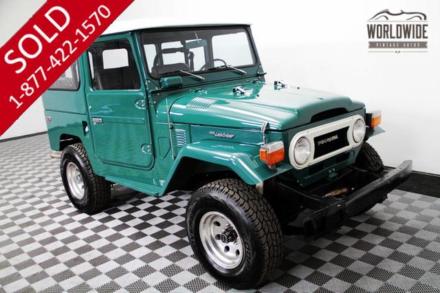 1975 Toyota Landcruiser for Sale