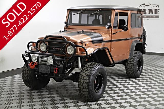 1974 Toyota Landcruiser for Sale