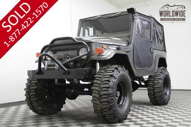 1974 Toyota Landcruiser FJ40 for Sale