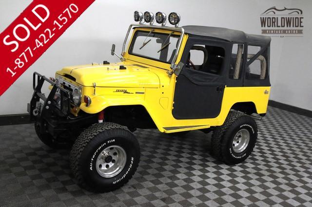 1969 Toyota Landcruiser for Sale