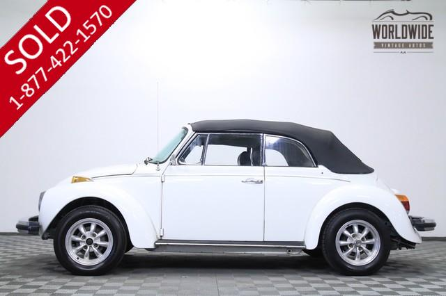 1978 VW Beetle for Sale