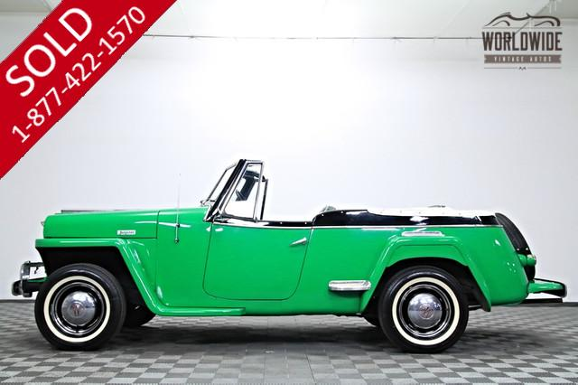 1949 Willys Jeepster for Sale