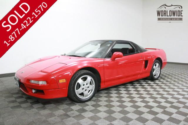 1991 Acura NSX For Sale