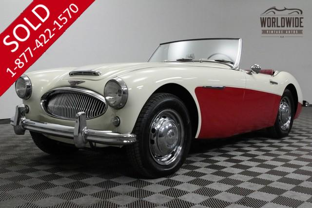 1962 Austin-Healy 3000 for Sale