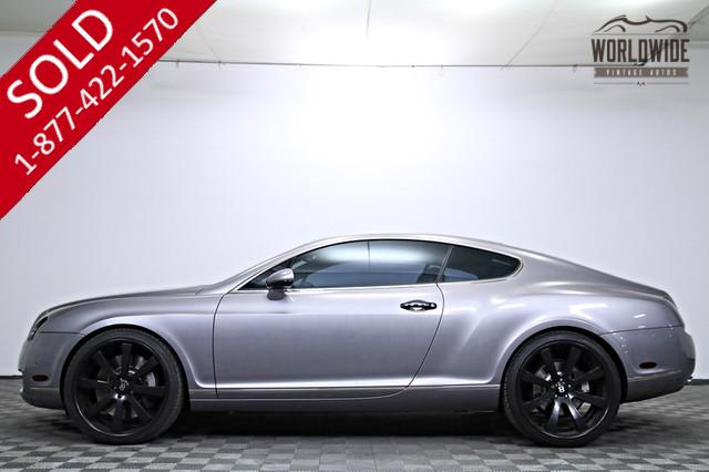 2005 Bentley Continental GT Serviced for Sale