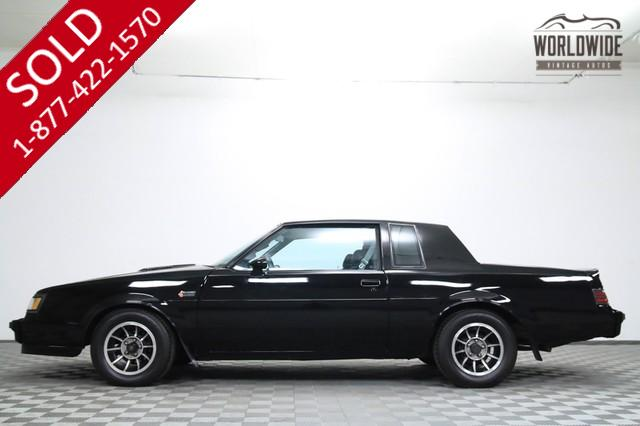 1985 Buick Regal Grand National for Sale