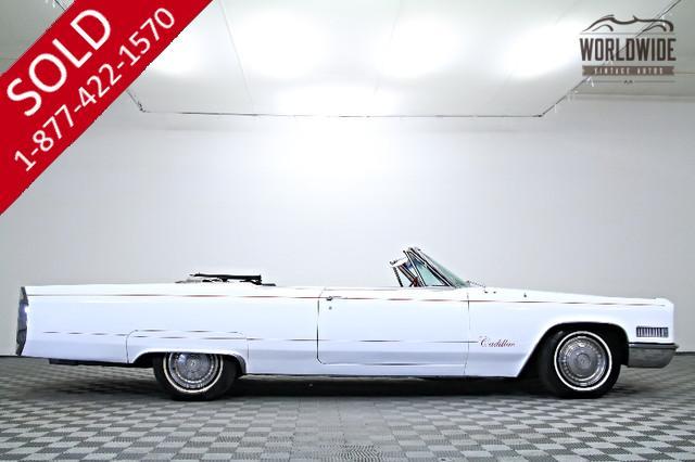 1966 Cadillac Coupe De Ville for Sale