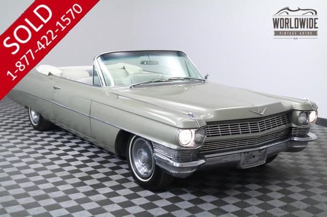 1964 Cadillac Deville Series 63 for Sale