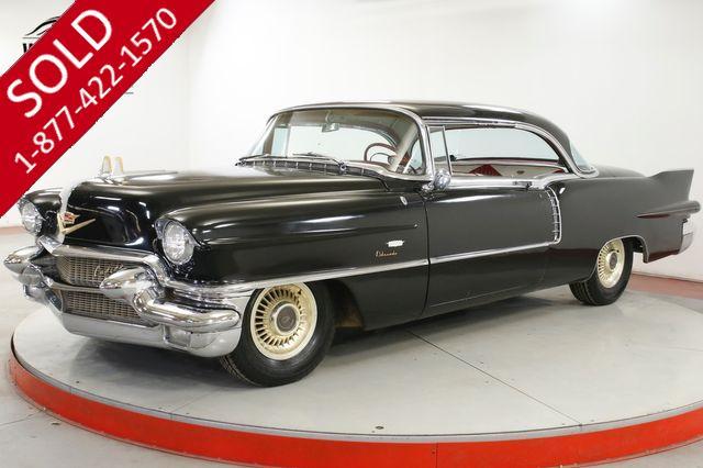 1956 CADILLAC  EL DORADO SEVILLE VERY RARE ONLY 3900 BUILT NEW INTERIOR V8