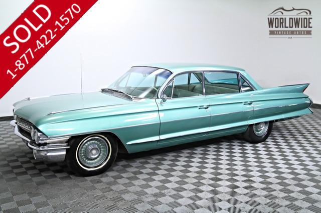 1961 Cadillac Series 63 for Sale