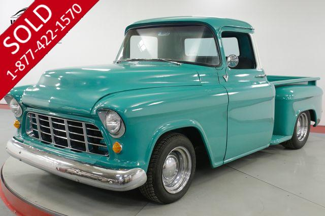 1956 CHEVROLET 3100 RESTORED STREET ROD V8 AUTO FRONT DISC A/C