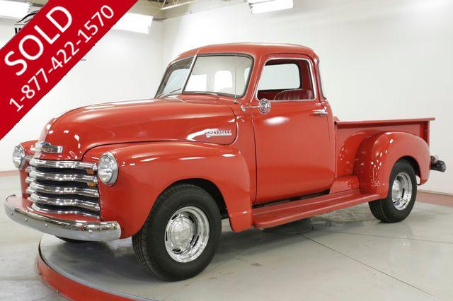 1947 CHEVROLET  3100 350 V8 AUTO 10 BOLT REAR END AC