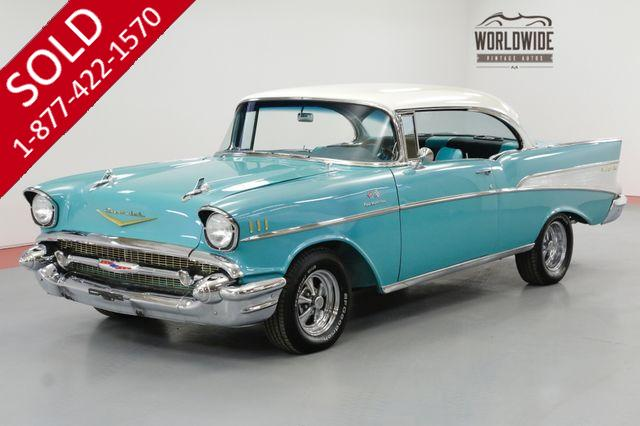 1957 CHEVROLET BELAIR V8 FUEL INJECTED AUTO CLASSIC CRUISER