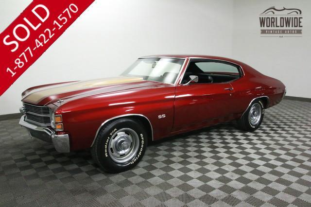 1971 Chevelle V8 for Sale