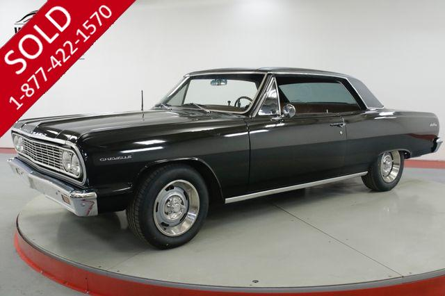 1964 CHEVROLET  CHEVELLE  RESTOMOD V8 AUTO PS PB VINTAGE AC 5K STEREO