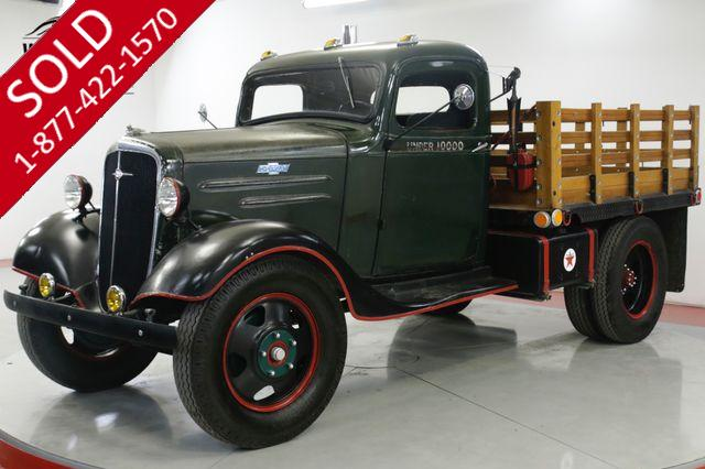 1936 CHEVROLET  FLATBED EXTREMELY RARE PICKUP FRAME OFF CHASSIS (WAIT)