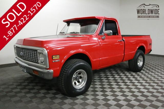 1972 Chevy K10 for Sale
