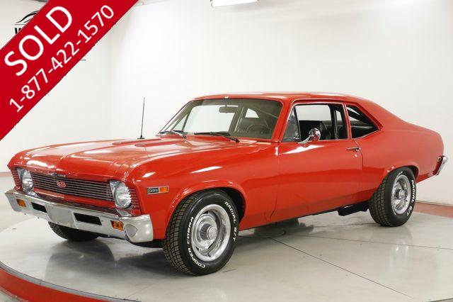 1969 CHEVROLET  NOVA SS BIG BLOCK AUTO BUCKET SEATS RALLYE WHEELS
