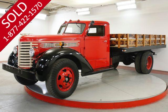 1945 DIAMOND T  509S UPDATED INTERIOR MANUAL DIAMOND T DUALLY