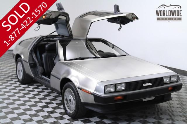 1981 DMC DeLorean for Sale
