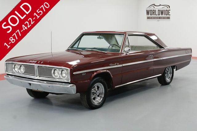 1966 DODGE CORONET 440 WITH A 383 ENGINE (VIP)