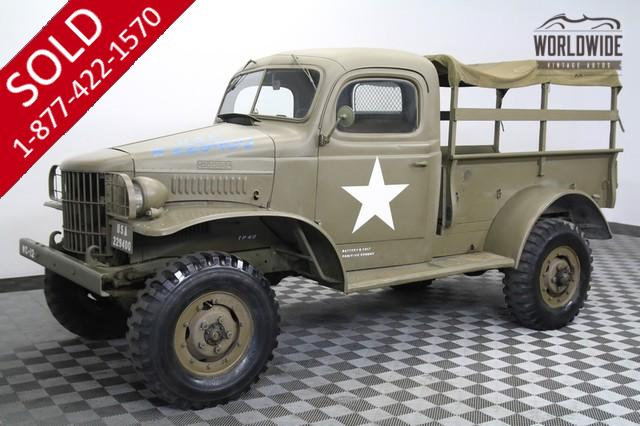 1941 Dodge Power Wagon WC-12 for Sale