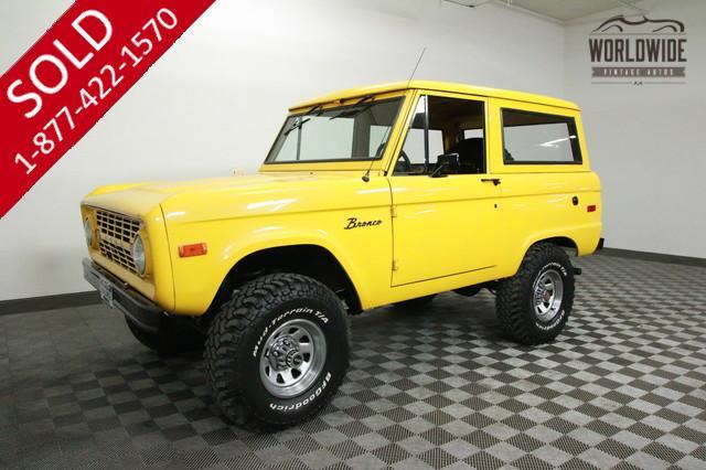 1973 Ford Bronco Ranger for Sale
