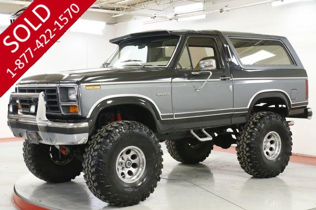 1983 FORD BRONCO  SUSPENSION LIFT 41