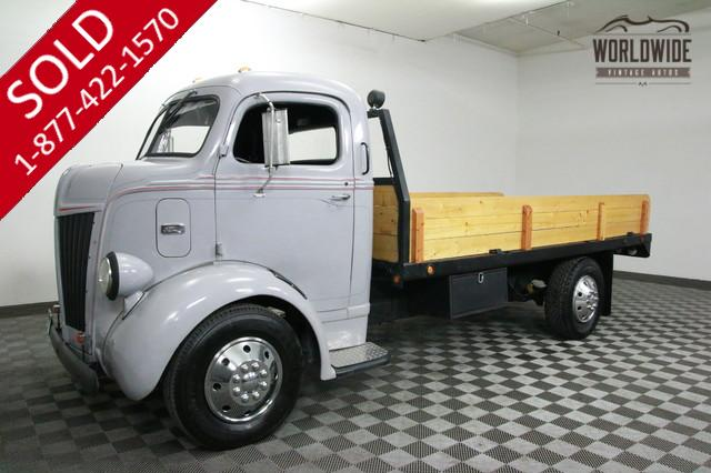 1942 Ford COE V8 for Sale