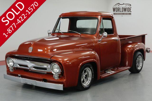 1954 FORD F100 STREET ROD 460 V8 A/C PB. PS. DISC. MUST SEE