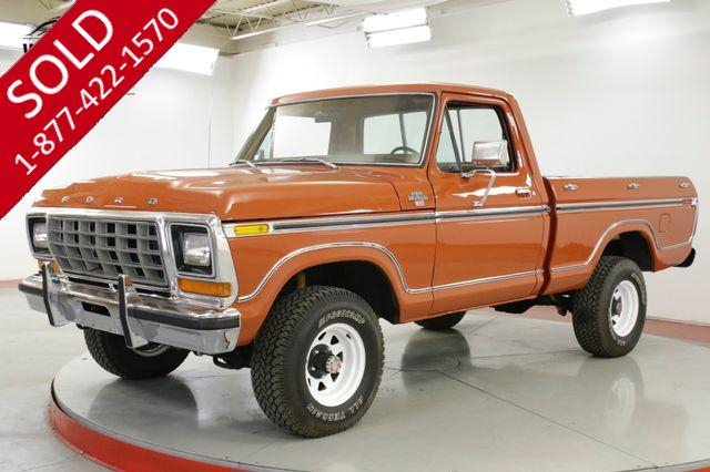 1978 FORD  F150 351M SHORT BOX C6 NEW PAINT PS PB MUST SEE