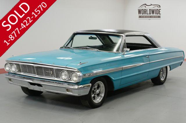 1964 FORD GALAXIE 500 RESTORED. V8. C4 AUTOMATIC. PS PB MUST SEE!