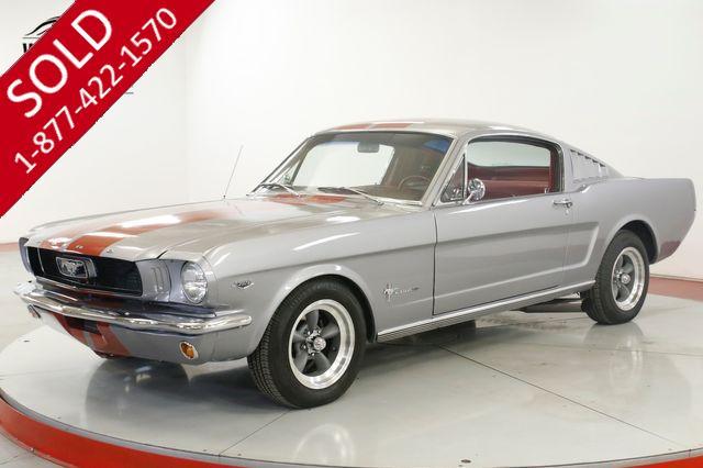 1966 FORD MUSTANG 302 V8